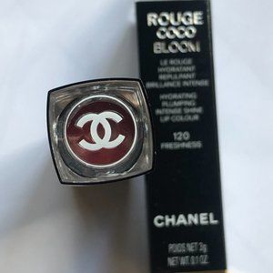 Chanel Rouge Coco Bloom Lip Colour in Freshness